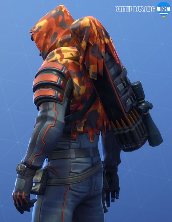 Scope Satchel back bling