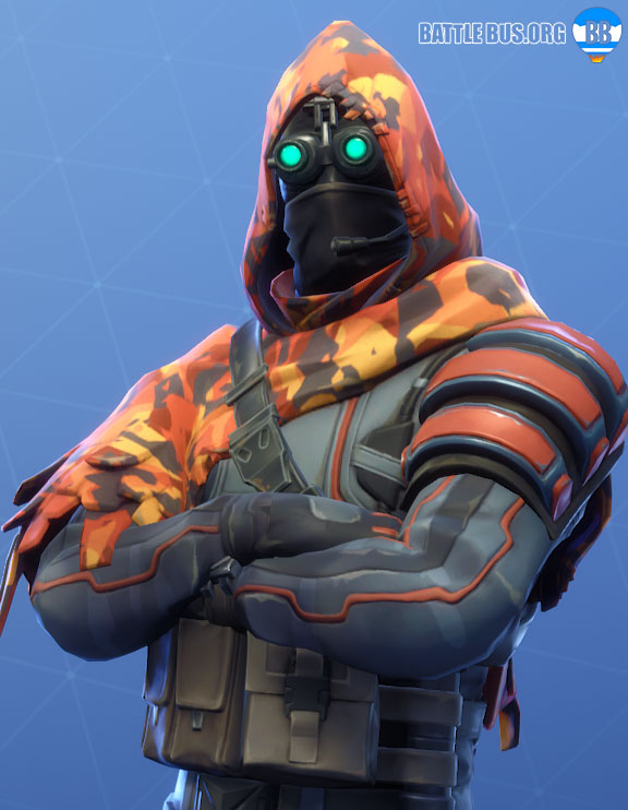 Longshot Fortnite outfit