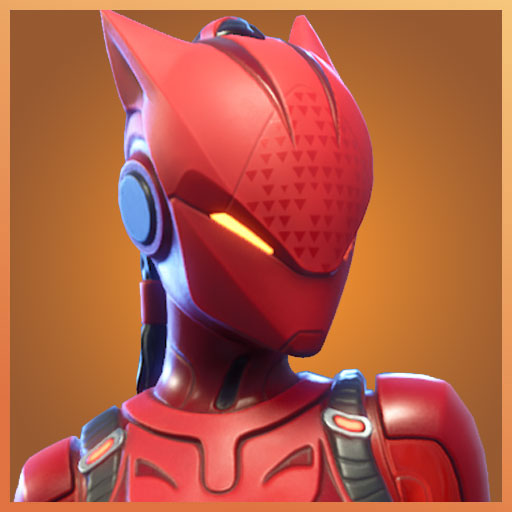 lynx fortnite outfit red