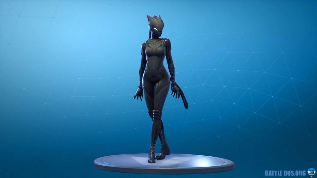 Lynx progressive skin