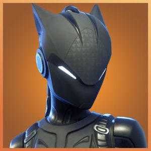 lynx fortnite outfit black