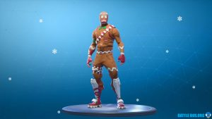 Merry Marauder Fortnite outfit