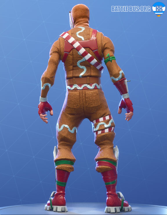 Merry Marauder Fortnite style 2