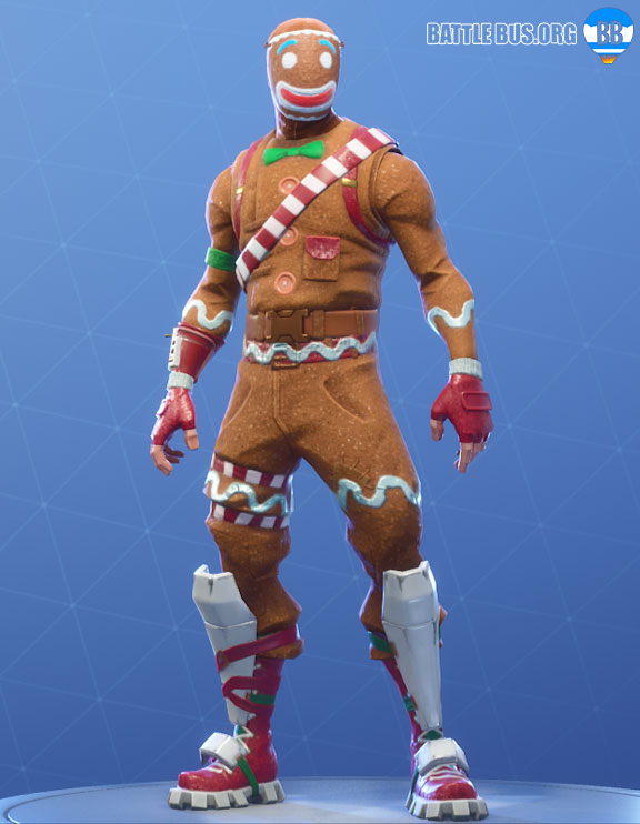 Merry Marauder skin fortnite outfit