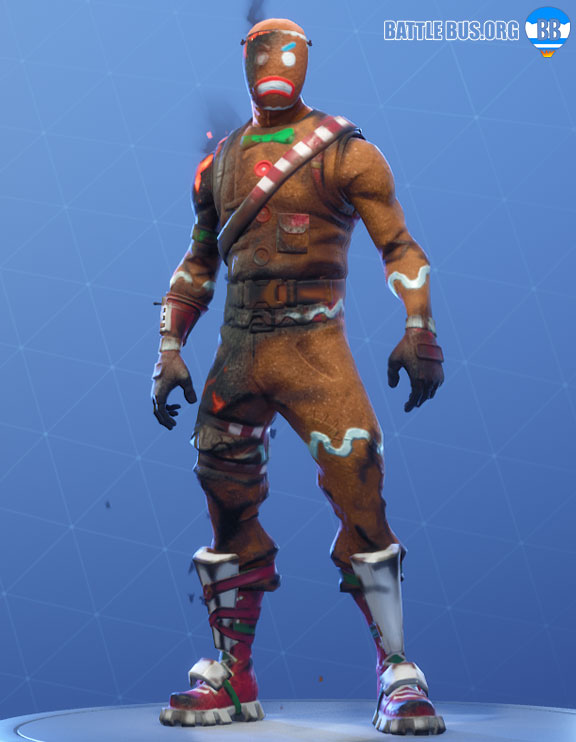 Merry Marauder fortnite outfit style 3