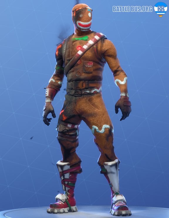Merry Marauder Fortnite style 4