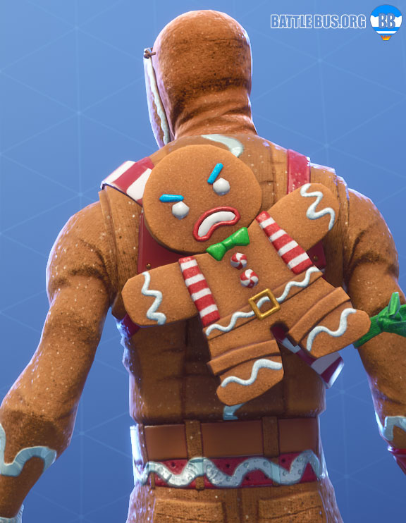 Mini Marauder back bling
