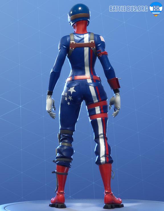 Mogul Master Outfit USA Fortnite