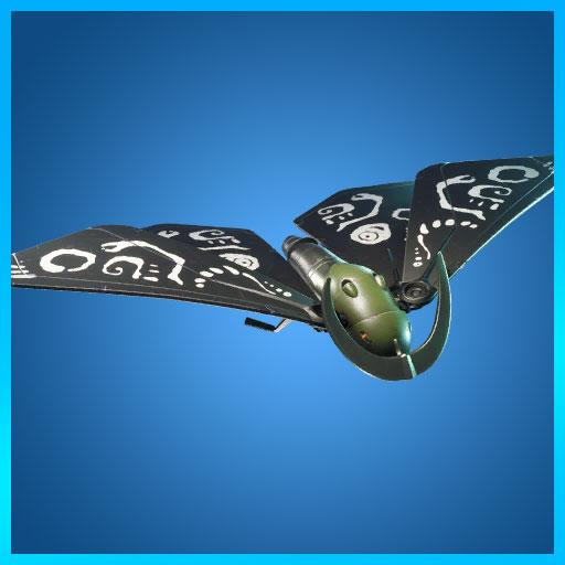 flutterbug glider Fortnite
