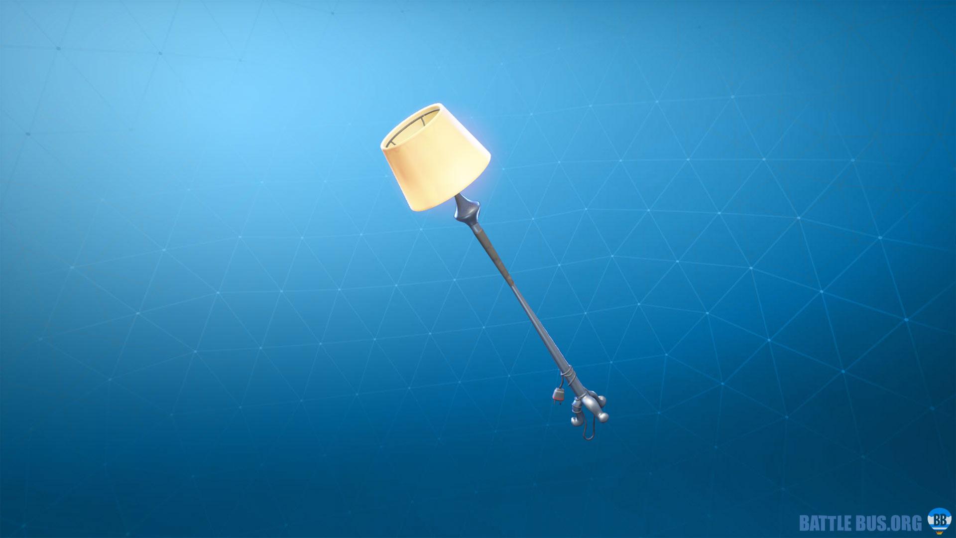 Mothmando Lamp Fortnite Pickaxe Uncommon