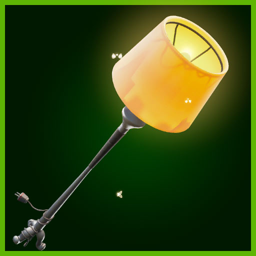 mothmando lamp fortnite