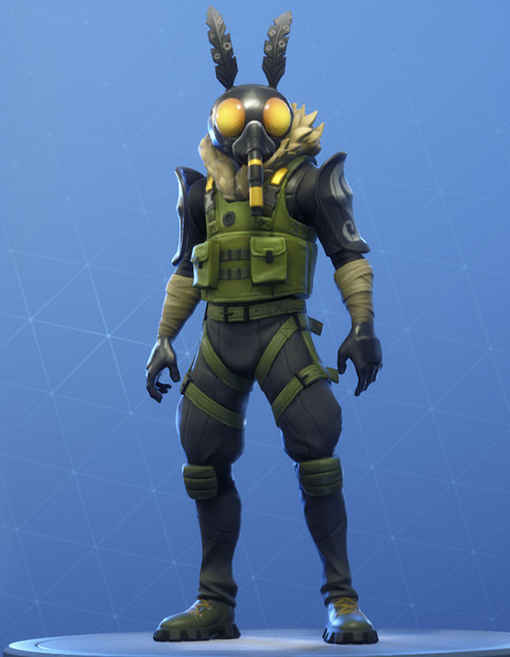 mothmando fortnite outfit