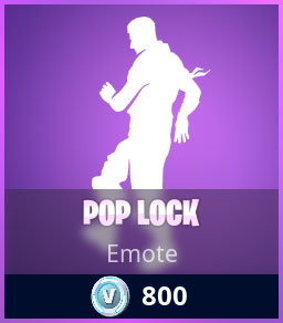 Pop Lock Emote fortnite