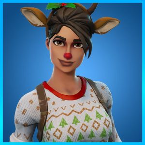 Red Nosed Raider
