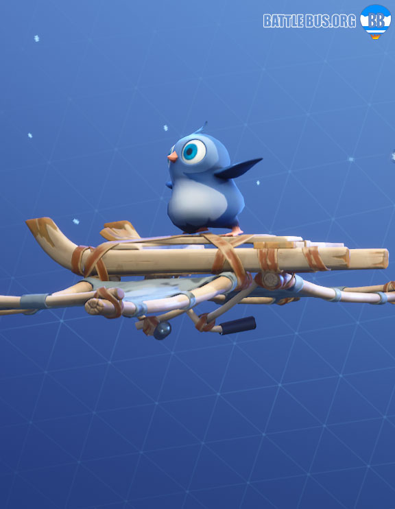 Rickety Runner Glider Fortnite
