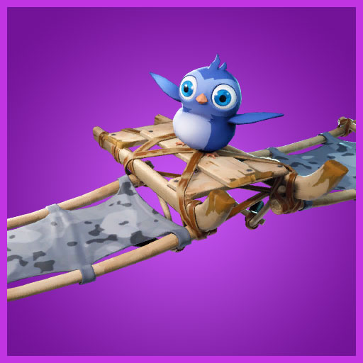 rickety runner Trog glider
