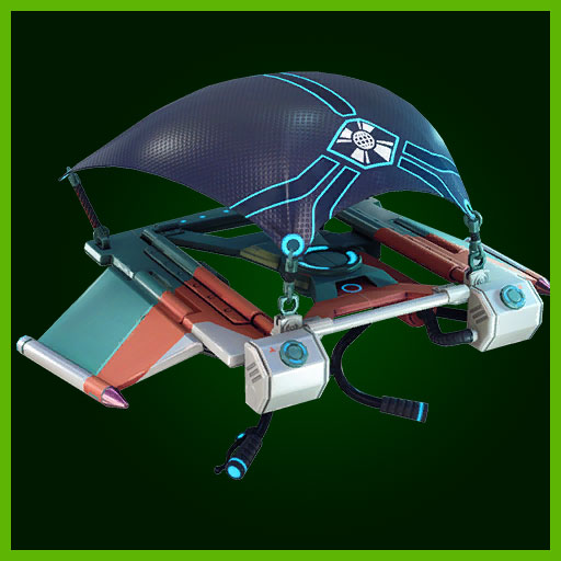 powder glider royale air