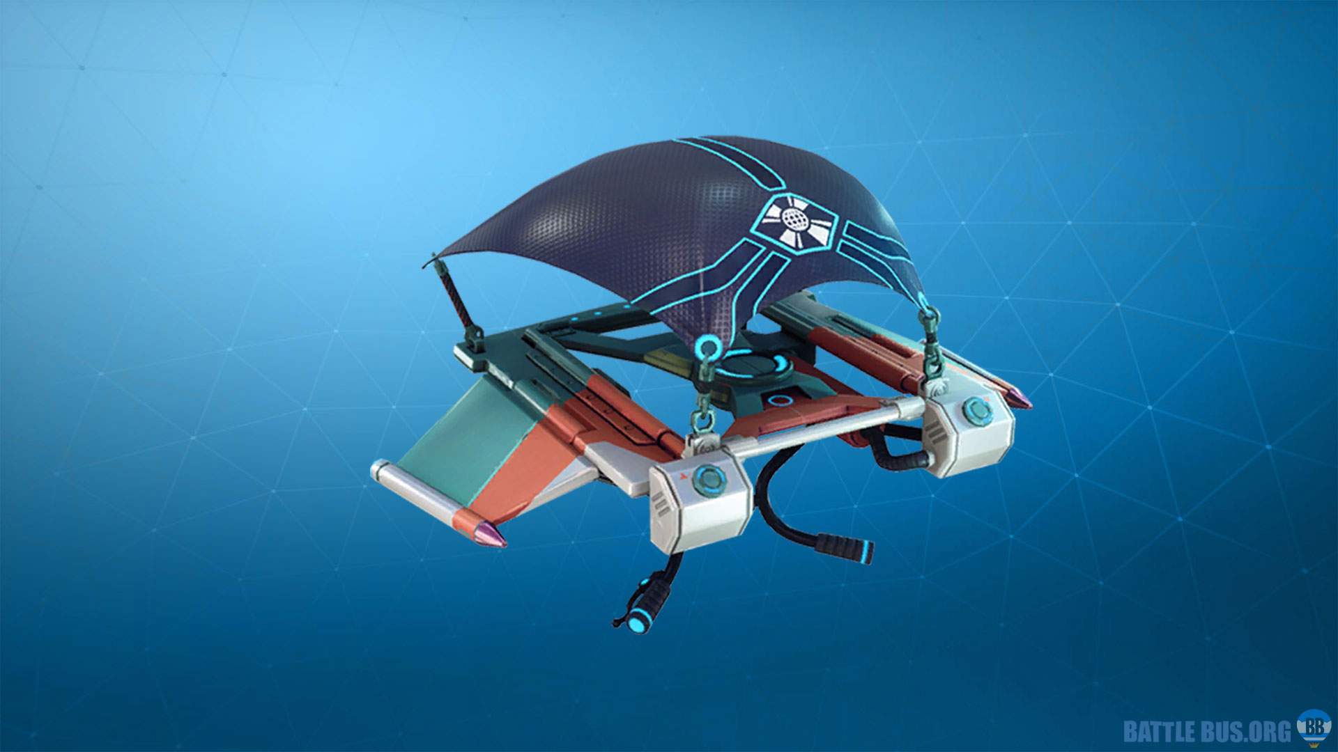 Royale Air glider fortnite