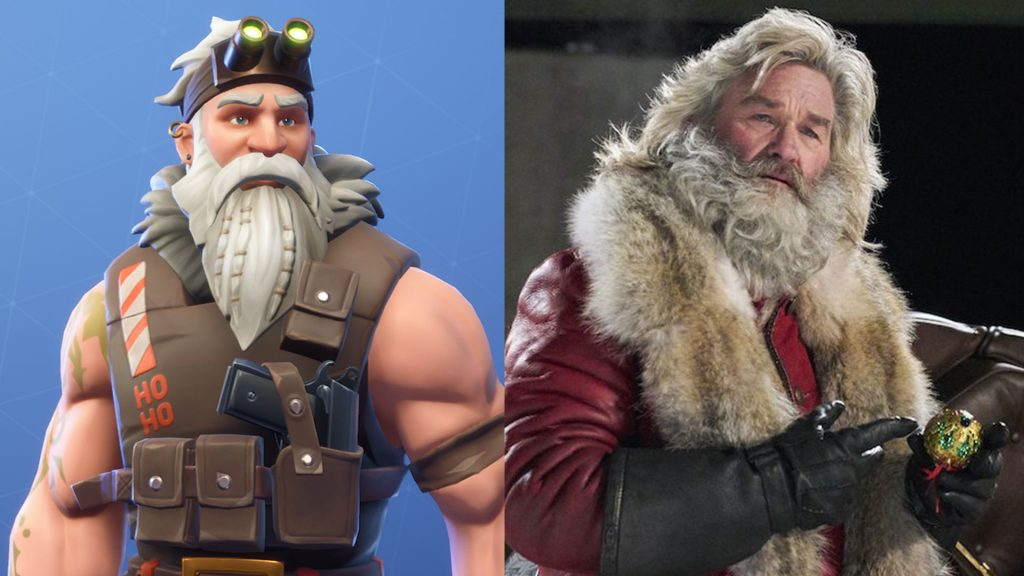 Kurt Russell Sgt. winter