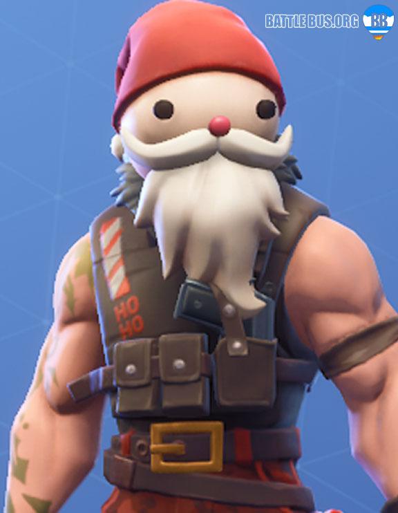 Sgt Winter santa