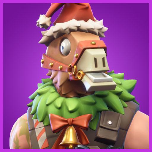 Sgt. Winter llama skin