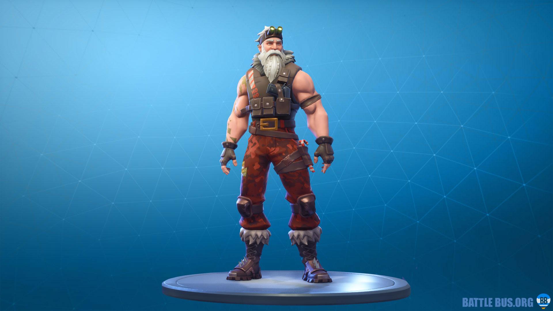 Sgt. Winter fortnite skin