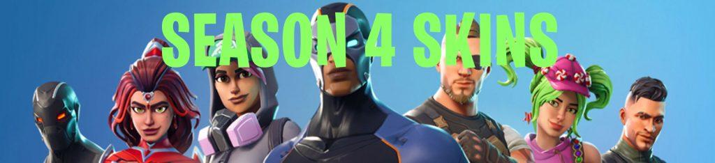 season 4 skins