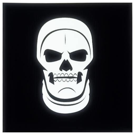 Skull Trooper Banner