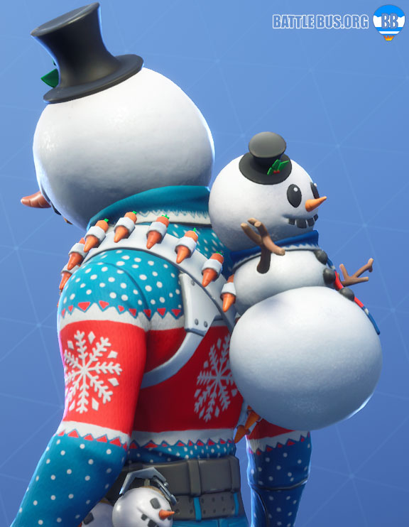 slushy jr back bling