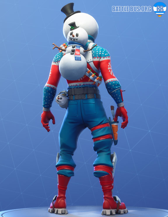 slushy jr Fortnite back bling