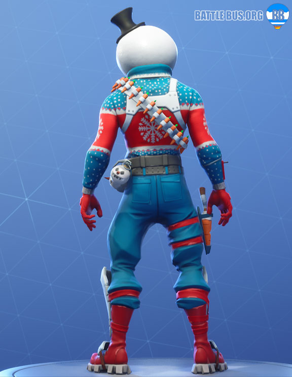 Slushy Soldier Fortnite Skin EPIC