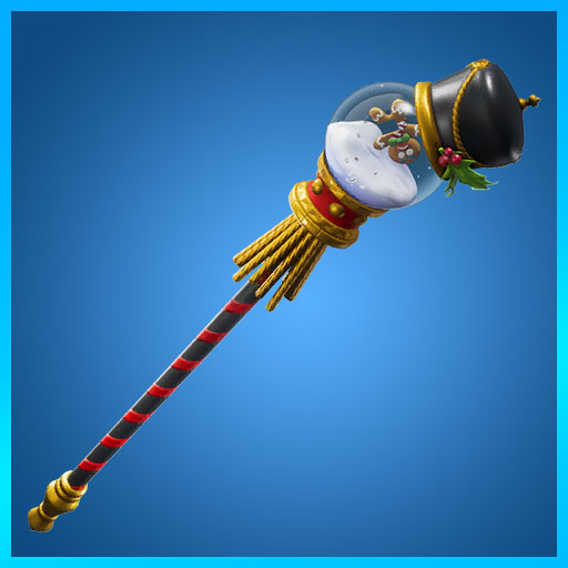 Snow Globe Fortnite Pickaxe