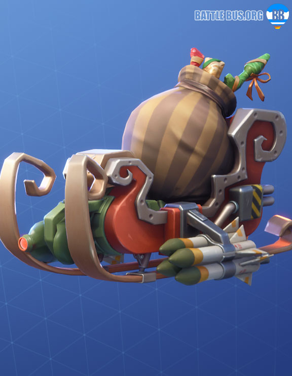 Tactical Sleigh Glider Sgt. winter set