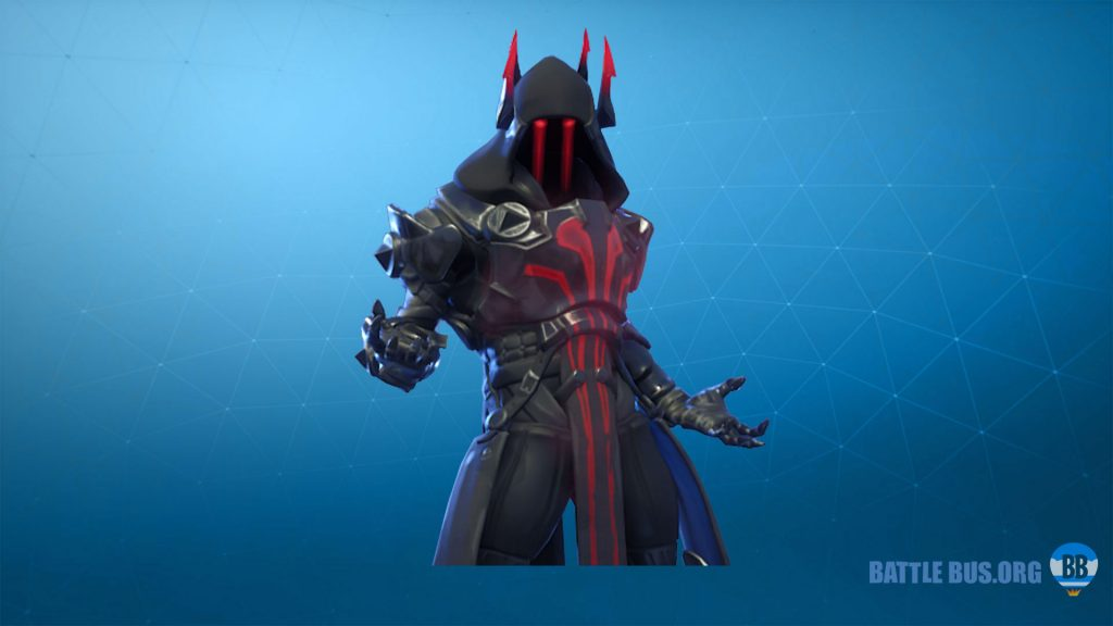 ice king red skin fortnite