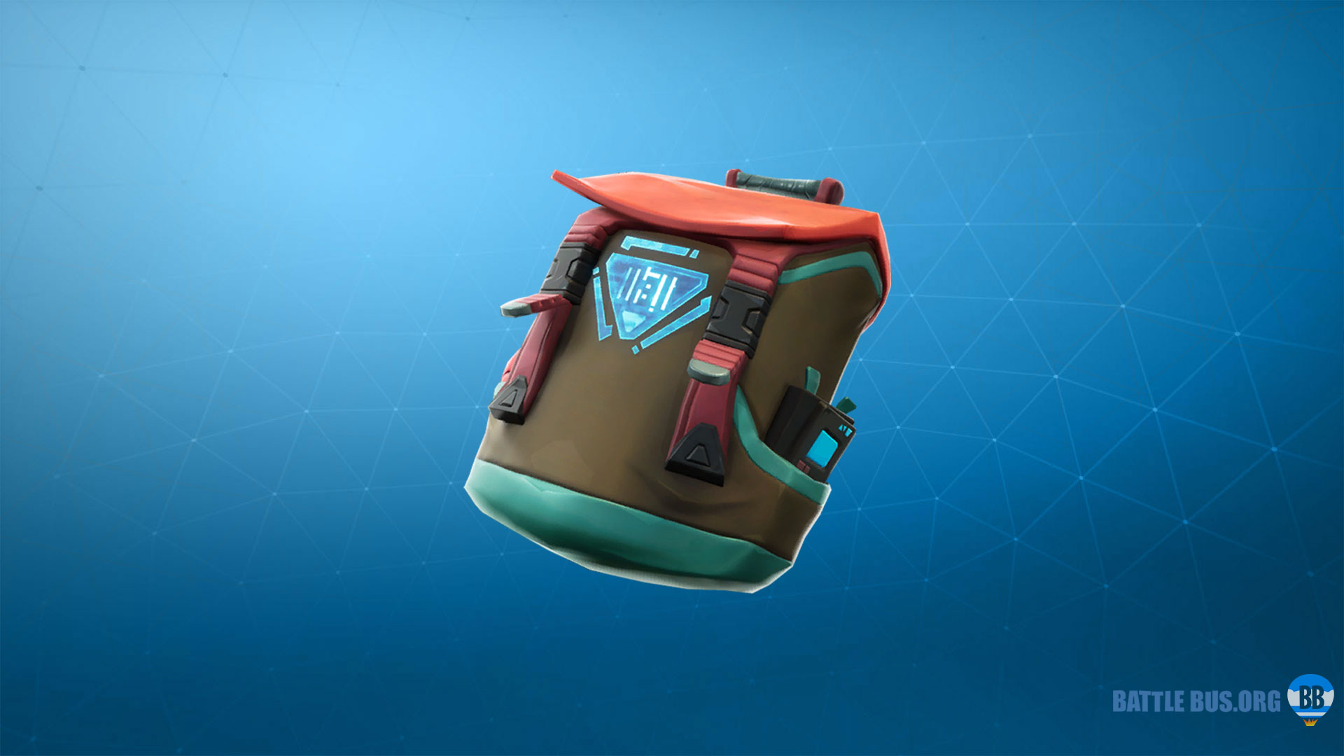 trail tote powder back bling