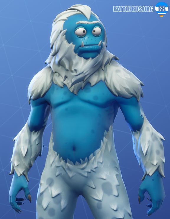trog Fortnite skin season 7