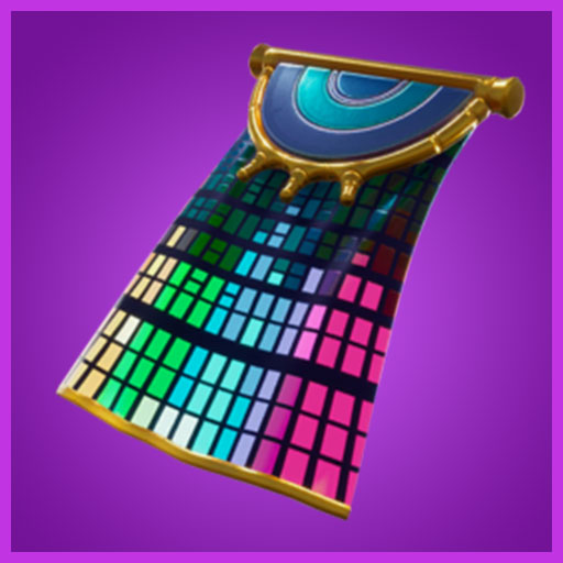 waveform back bling