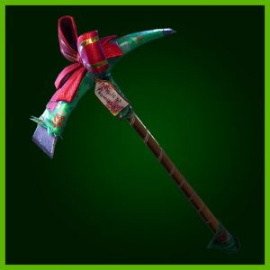 You Shouldn't Have! Fortnite Pickaxe