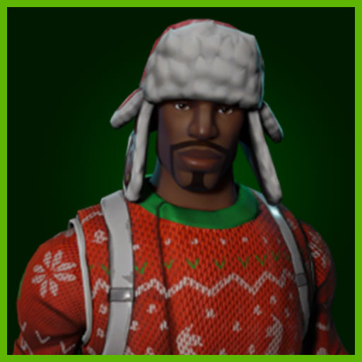 Nog Ops Outfit Fortnite Season 7 Chritmas Skins