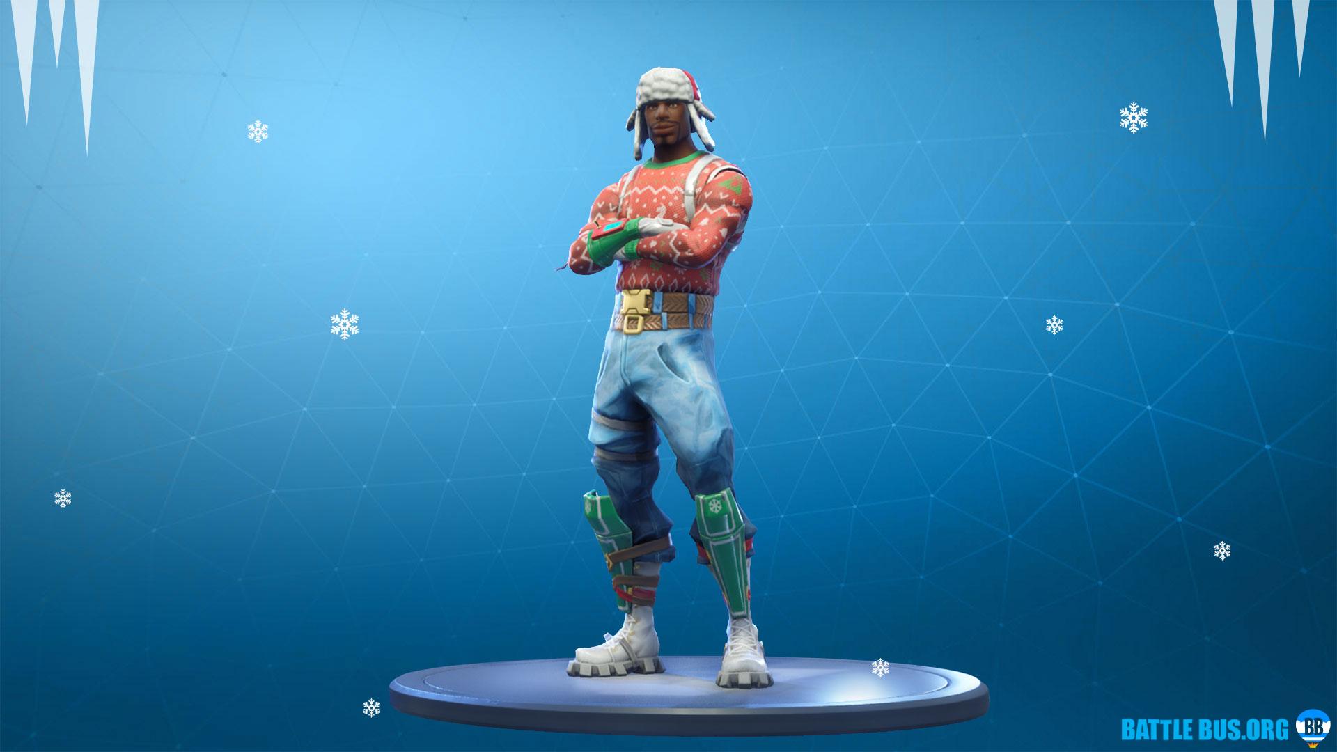 Yuletide Ranger skin