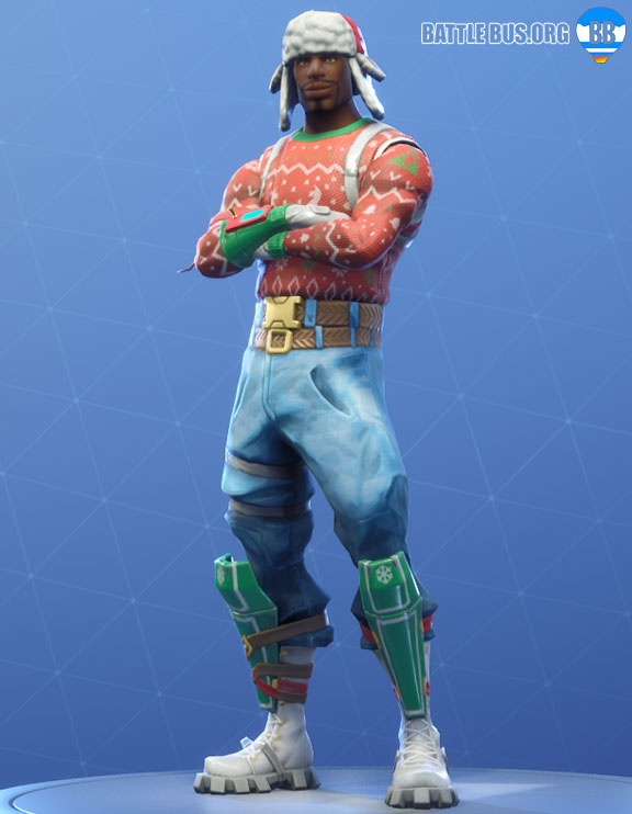 Yuletide Ranger Fortnite