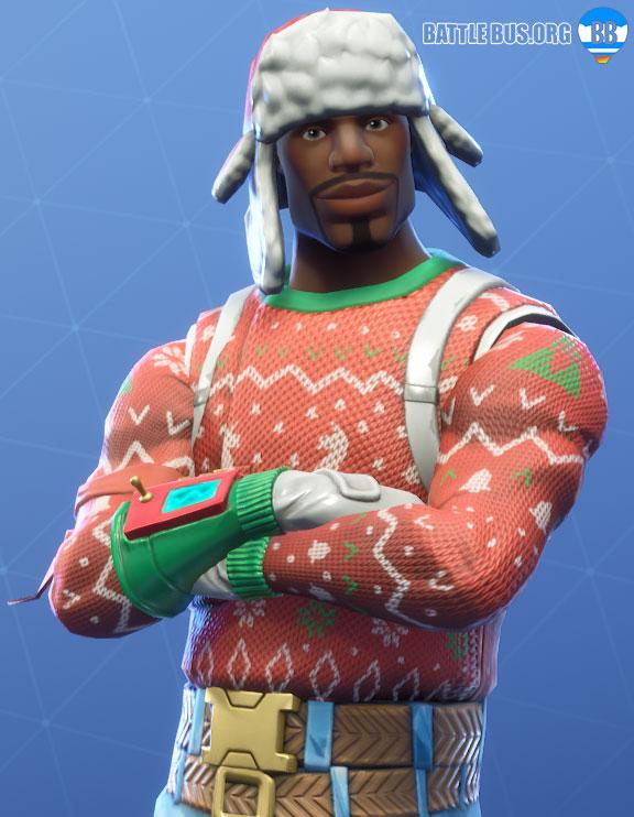Yuletide Ranger Outfit