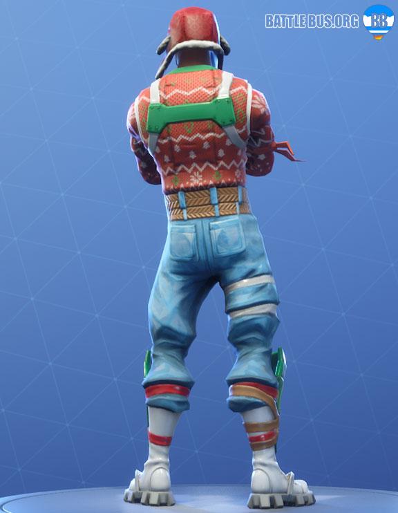 Yuletide Ranger Fortnite skin