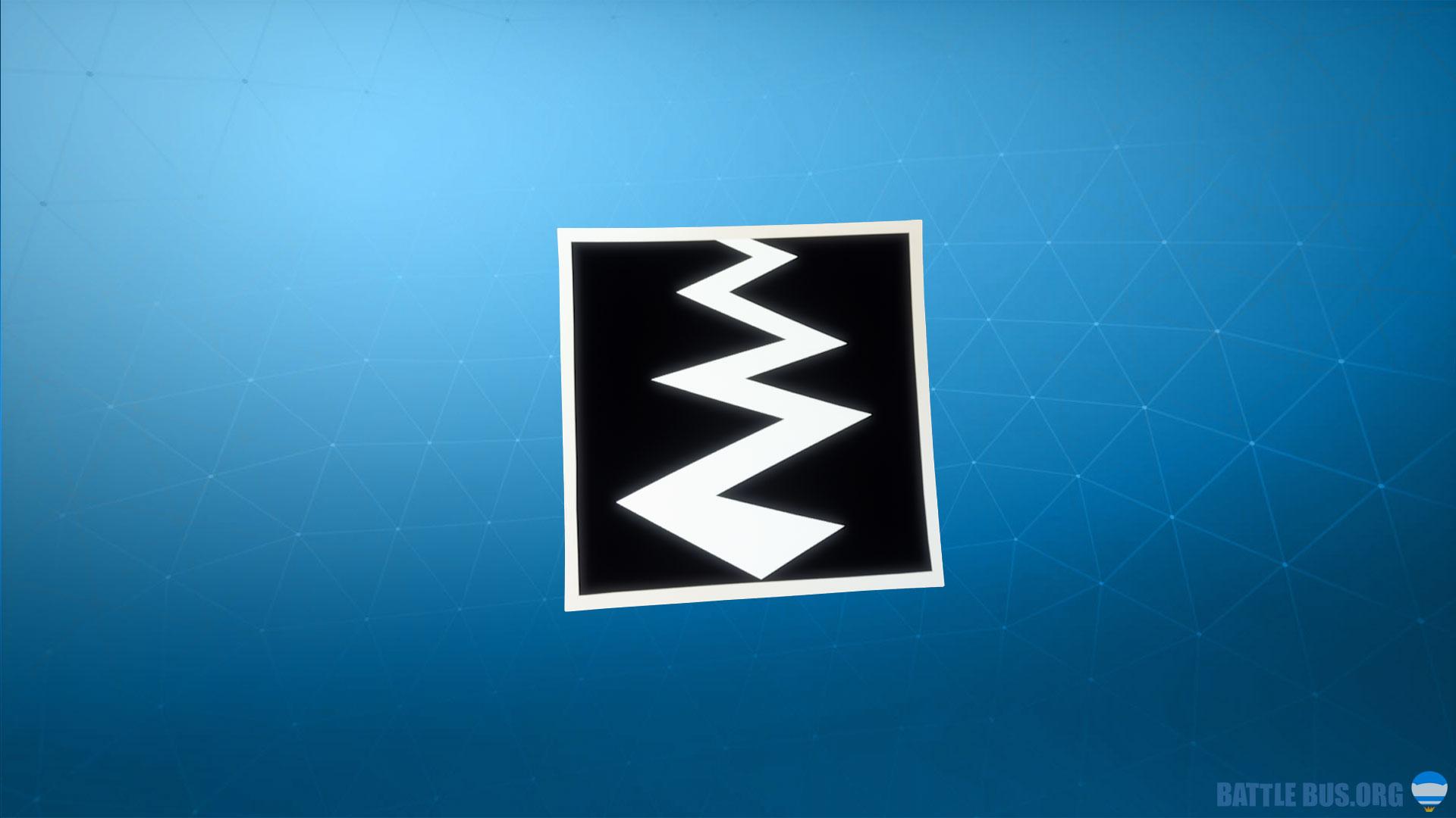 Zigzag Banner Fortnite