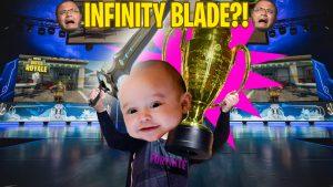 infinity blade vaulted