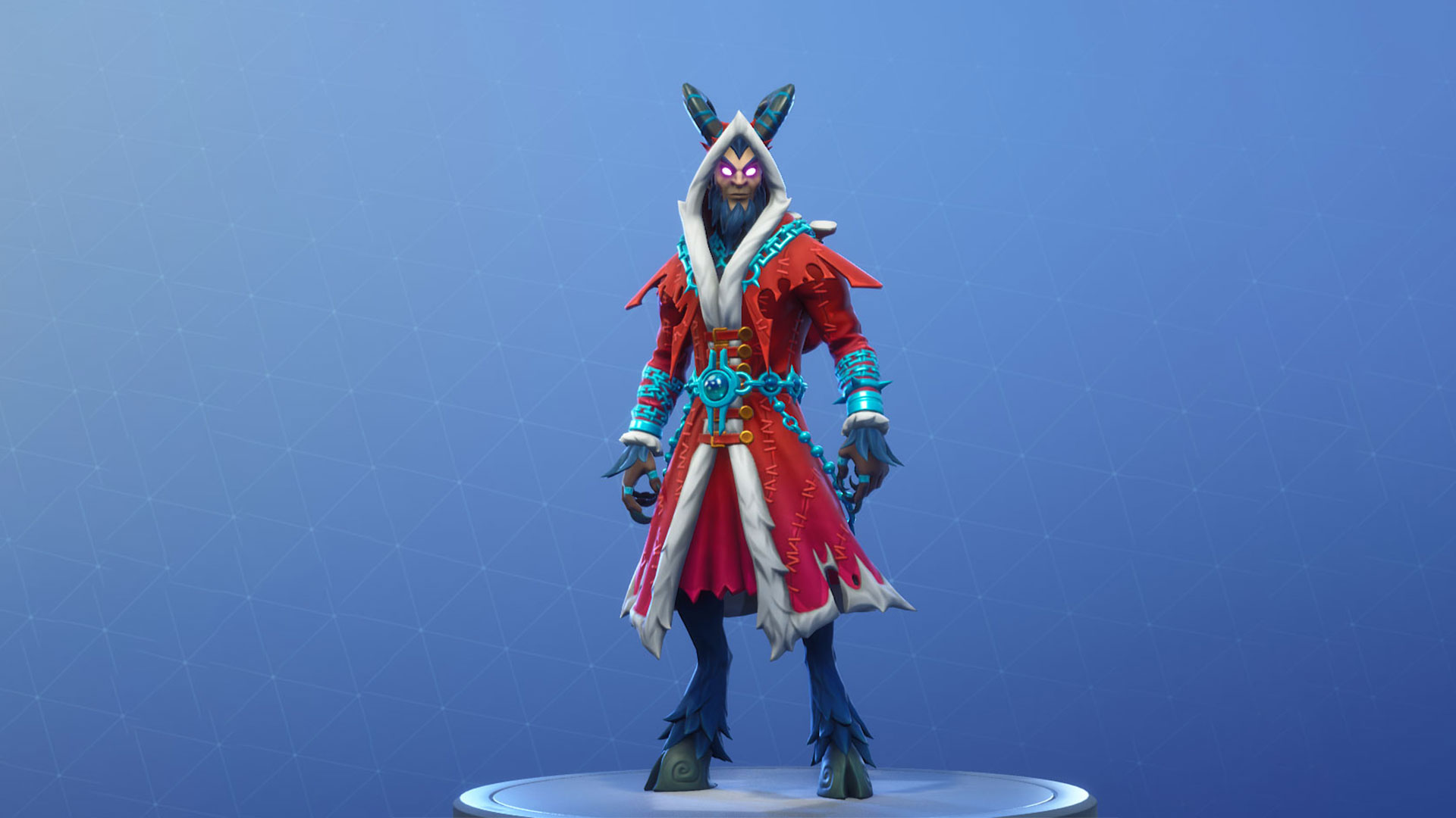 Krampus fortnite