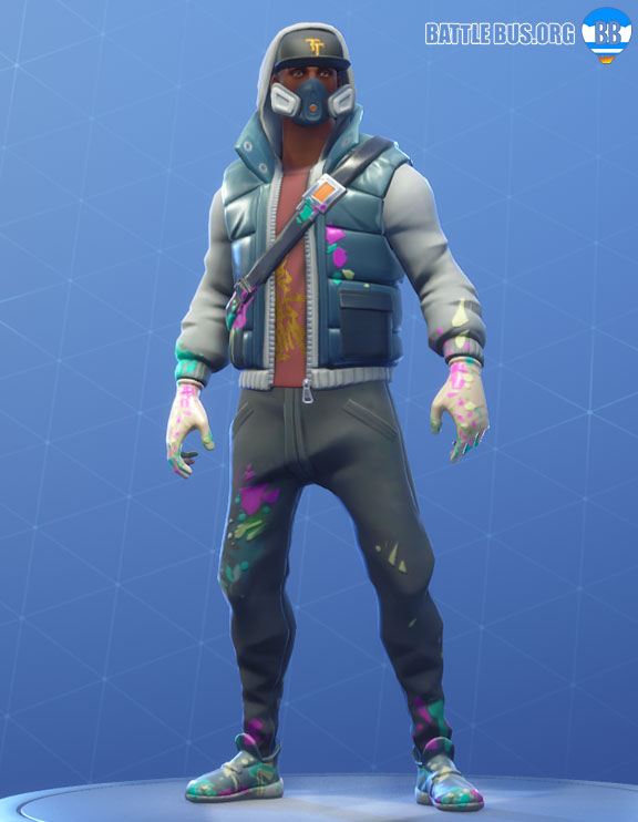 abstrakt skin fortnite
