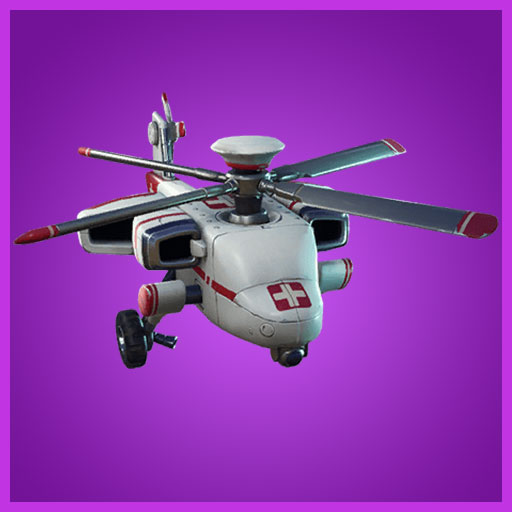 Fortnite Glider Airlift Support Squadron Set