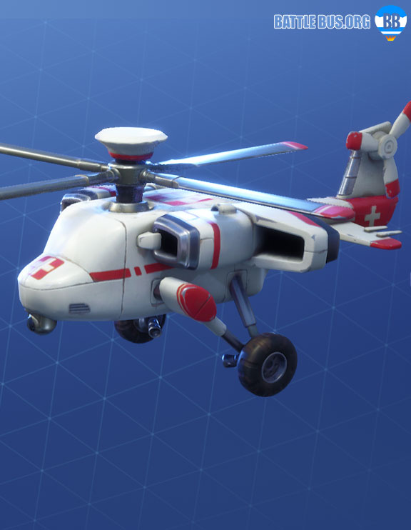 Airlift Glider Fortnite Support Squadron Set