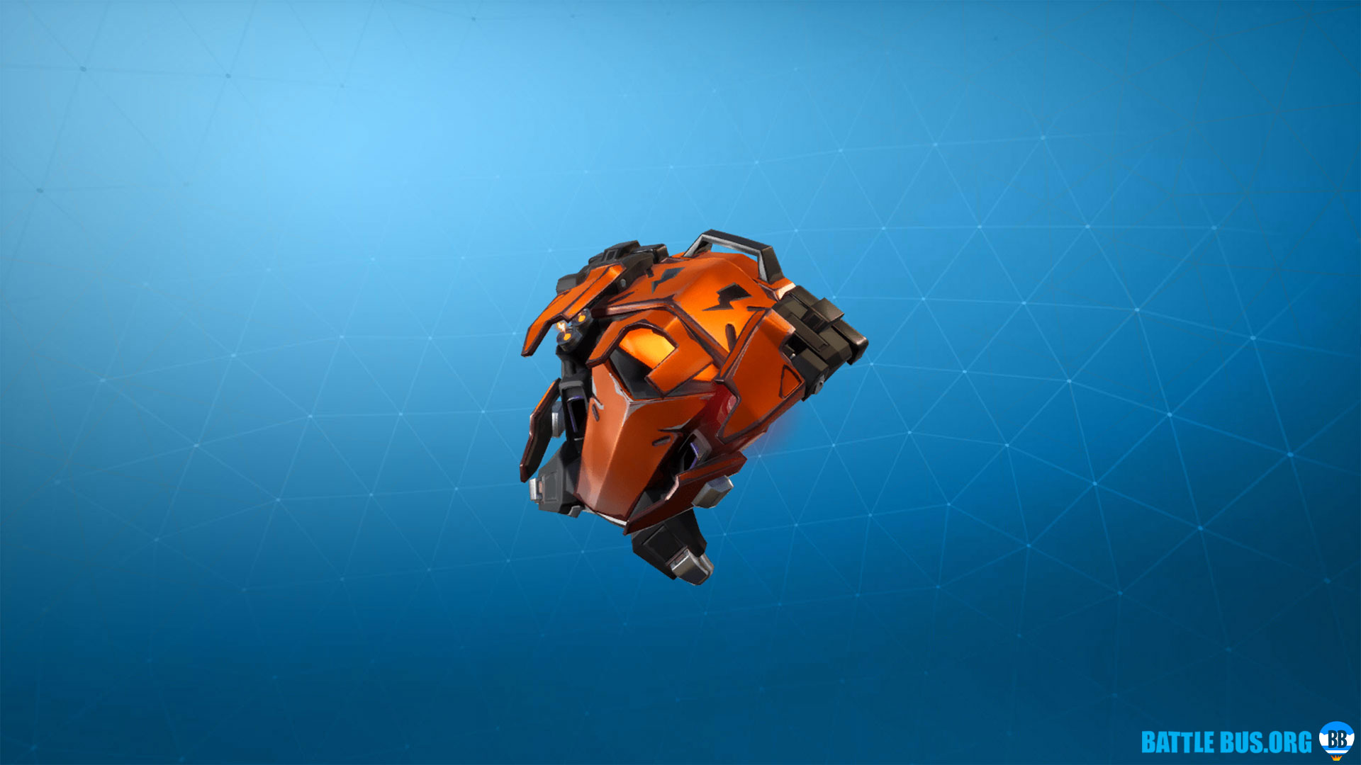 Apex Deflector Back Bling Fortnite